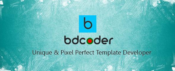 Bdcoder banner