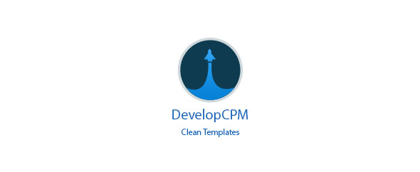 Develop cpm logo