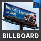 Vintage Cars Event Billboard Template - GraphicRiver Item for Sale
