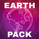 Plexus Earth Pack - VideoHive Item for Sale