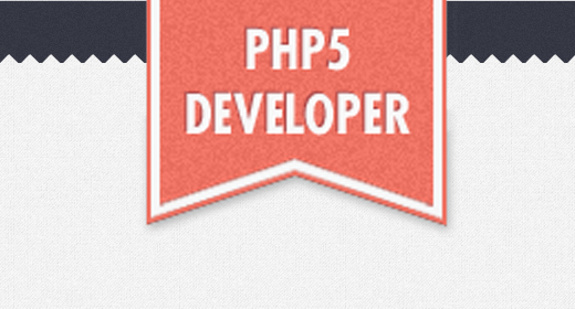 PHP5 Developer