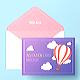 Postcard / Invitation Card Mock-up - GraphicRiver Item for Sale