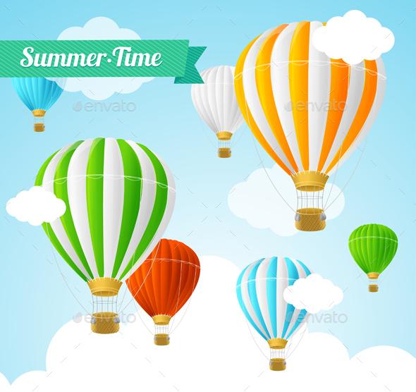 Summer Card - Seasons Nature