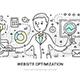 Website Optimization Concept - GraphicRiver Item for Sale