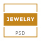 Jewelry- Ecommerce PSD Template Nulled