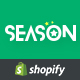 Season - Responsive Shopify Theme Nulled
