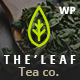 TheLeaf - Tea Production Company & Online Tea Shop - ThemeForest Item for Sale