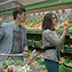 Young Couple Buying Fruits - VideoHive Item for Sale