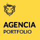 Agencia - Creative Agency Portfolio - ThemeForest Item for Sale