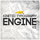 Kinetic Typography Engine V2 4K - VideoHive Item for Sale