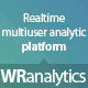 WRanalytics - Realtime, Multiuser Website Analytics Platform - CodeCanyon Item for Sale