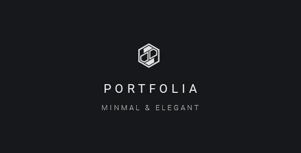 Portfolia – Muse Template