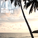 Sunset at a Tropical Island - VideoHive Item for Sale