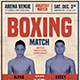 Old Vintage Boxing Flyer - GraphicRiver Item for Sale