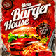 Burger House Menu - GraphicRiver Item for Sale