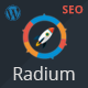 Radium - SEO /Digital Agency WordPress Theme - ThemeForest Item for Sale