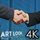 Firm Handshake - VideoHive Item for Sale