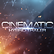 Cinematic Hybrid Trailer - VideoHive Item for Sale