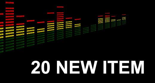 20 NEW ITEM