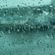 Car Window Under The Rain With Droplets  - VideoHive Item for Sale