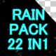Rain Pack - VideoHive Item for Sale