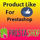 Product Direct Like For Prestashop - CodeCanyon Item for Sale