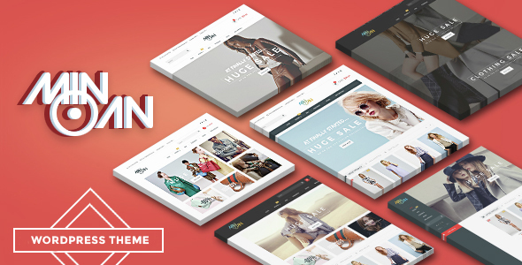 Minoan – Fashion WooCommerce Theme