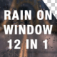 Rain on Window Pack - VideoHive Item for Sale