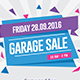 Garage Sale Flyer - GraphicRiver Item for Sale