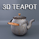 3D Teapot  - 3DOcean Item for Sale