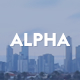 Alpha Hotel - Website Template Nulled