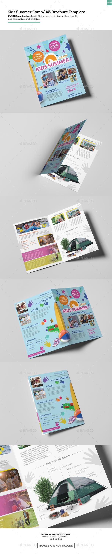 brochure template for kids
