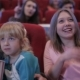 People Watching Movie In Cinema And Laughing - VideoHive Item for Sale