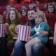 People Watching Movie In Cinema - VideoHive Item for Sale