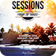 Beach Sessions Flyer - GraphicRiver Item for Sale