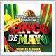 Cinco De Mayo Party  - GraphicRiver Item for Sale