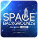 Space Backgrounds [Vol.2] - GraphicRiver Item for Sale