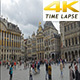 Grand Place, Brussels Old City Square, Belgium - VideoHive Item for Sale