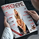Multi Magazine 3 Covers Pages 3 Colors Nulled