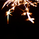 Burning Sparkler - VideoHive Item for Sale