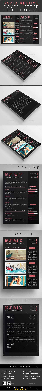 David Resume - Resumes Stationery