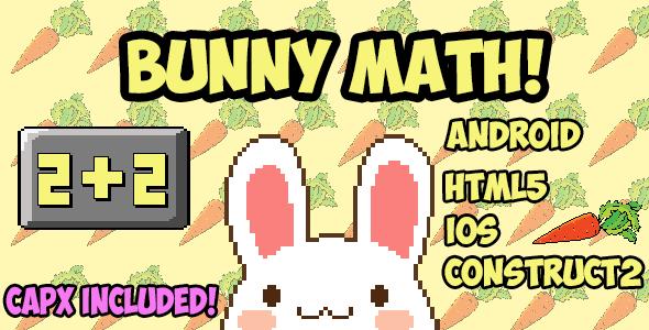 Bunny Math - CodeCanyon Item for Sale