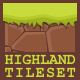 2D Tileset Platform Game #1 - GraphicRiver Item for Sale