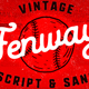 Fenway • Font Family - GraphicRiver Item for Sale
