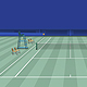 Tennis Court - GraphicRiver Item for Sale