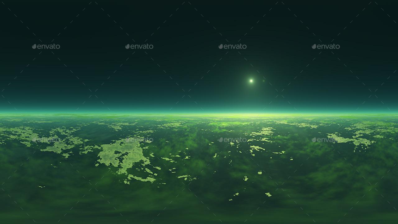 Alien Skybox Pack Vol I