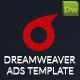 HTML5 Banner Dreamweaver Template v1
