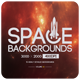 Space Backgrounds [Vol.3] - GraphicRiver Item for Sale