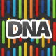 DNA Graphic (PSD) - GraphicRiver Item for Sale