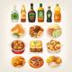 Irish Cuisine - GraphicRiver Item for Sale